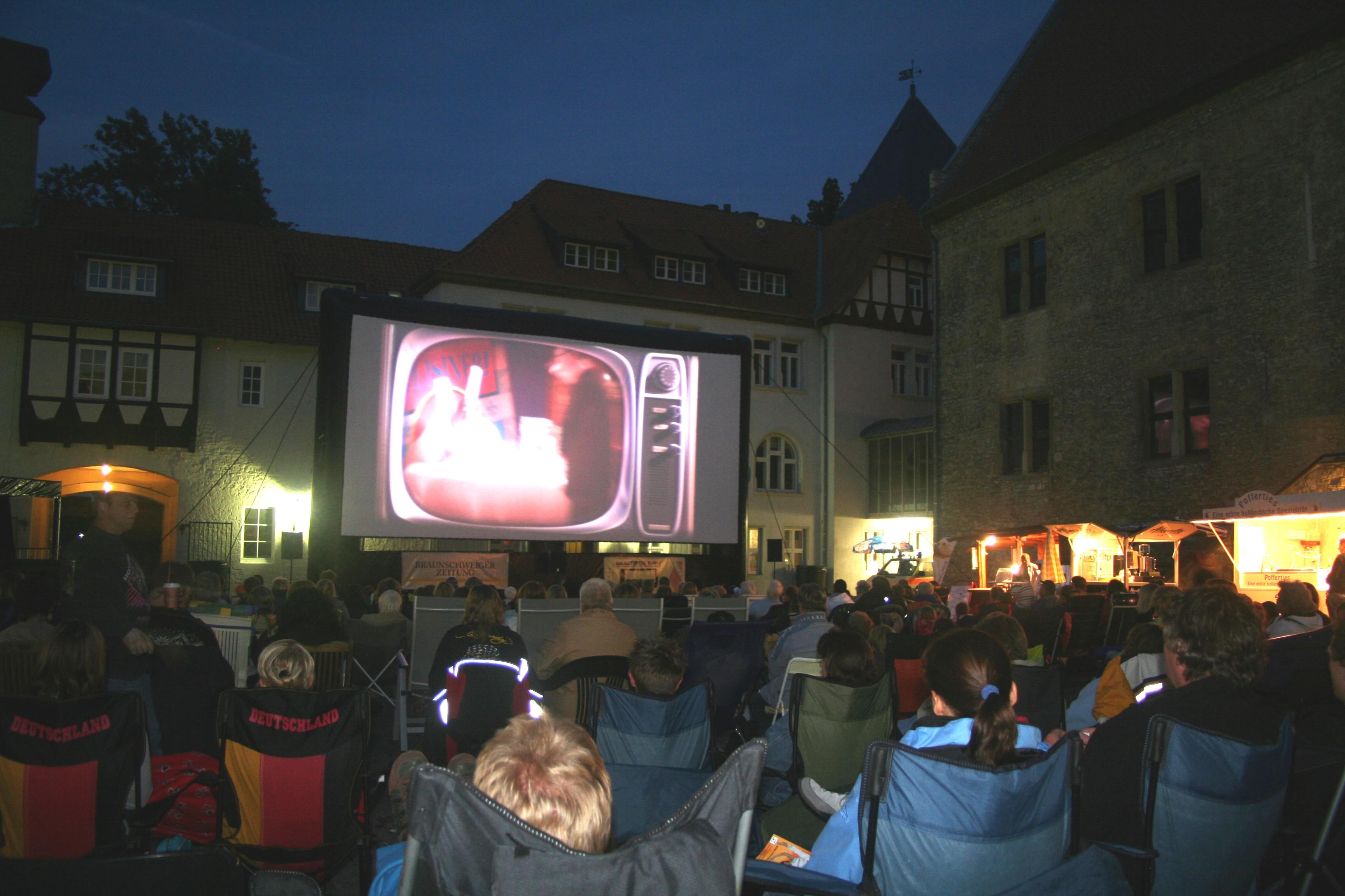 Open Air Kino Eggenfelden